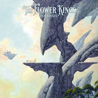 Artwork for Islands by The Flower Kings