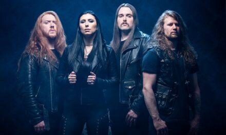 The BIG Über Rock Interview – Brittney Slayes (Unleash The Archers)