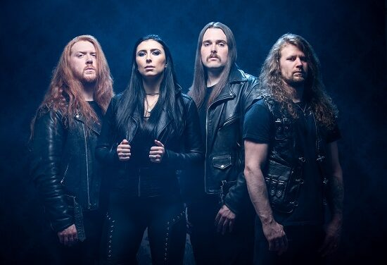 The BIG Über Rock Interview – Brittney Slayes (Unleash The Archers)