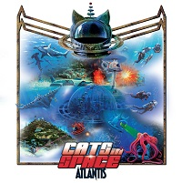 Cats In Space – 'Atlantis' (Harmony Factory/Cargo Records)