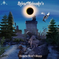 Artwork for Angels Don't Sleep by Helena Aleksandre