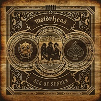 Artwork for 40th anniversary box set edition of Ace Of Spades by Motorhead