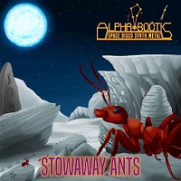 Artwork for Stowaway Ants by Alpha Boötis