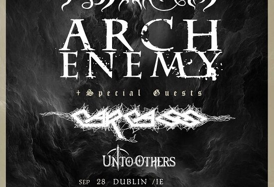 TOUR NEWS: Behemoth and Arch Enemy to lay siege to 2021