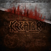 Artwork for the Under The Guillotine boxset from Kreator