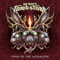 20 Watt Tombstone – 'Year of the Jackalope' EP (Self-Released)