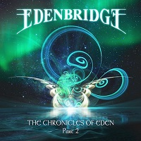 Edenbridge – 'The Chronicles of Eden Pt. 2' (Steamhammer/SPV)