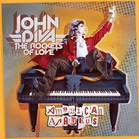 Artwork for American Amadeus by John Diva And The Rockets Of Love