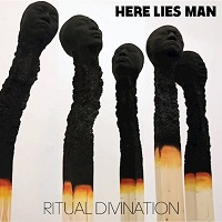 Artwork for Ritual Divination by Here Lies Man