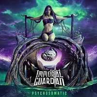 Artwork for Psychsomatic by Immortal Guardian