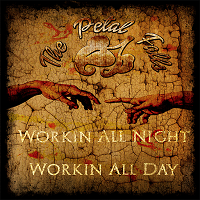 Artwork for Working All Night Working All Day by The Petal Falls