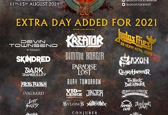 FESTIVAL NEWS: Bloodstock announce re-jigged line-up after US bands pull out