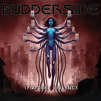 Artwork for Spiritual Violence by Budderside