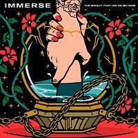 Artwork for The Weight That Holds Me Here by Immerse