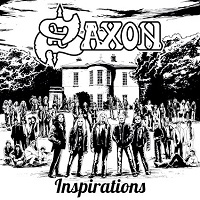 Artwork for Inspirations by Saxon