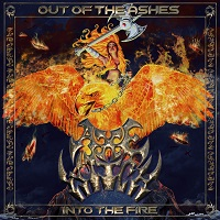 Artwork for Out Of The Ashes Into The Fire by Axewitch