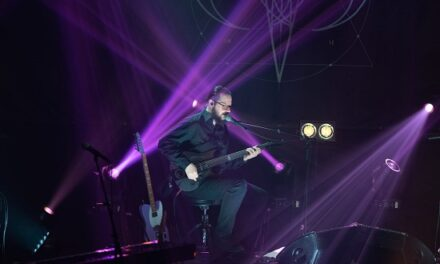 Ihsahn – Notodden, Norway (livestream) – 4 April 2021
