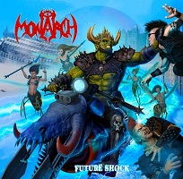 Monarch – 'Future Shock' (Self-Released)