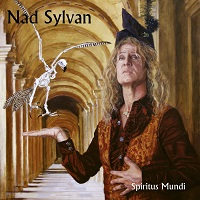 Artwork for Spiritus Mundi by Nad Sylvan