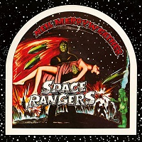 Neil Merryweather & the Space Rangers – 'Space Rangers' (Regain Records)