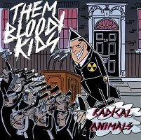 Them Bloody Kids – 'Radical Animals' (Self-Released)
