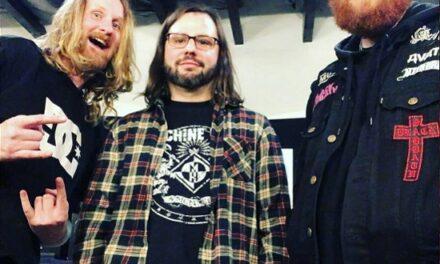 The BIG Über Rock Interview: Sebastian Moederle-Lumb (Them Bloody Kids)
