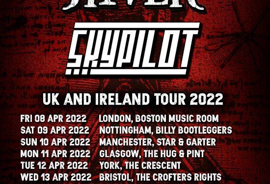 TOUR NEWS: Blind River announce April dates