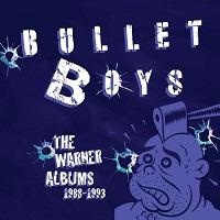 Artwork for The Warner Albums by BulletBoys