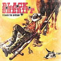 Artwork for Time To Burn by Black Sheriff