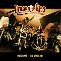 Artwork for Barbarians Of The Wasteland by Dragon's Kiss