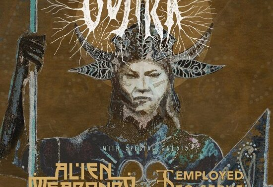 TOUR NEWS: GOJIRA ANNOUNCE MARCH DATES