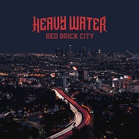Artwork for Red Brick City by Heavy Water