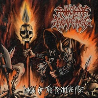 Artwork for Dawn Of The Primitive Age by Nuclear Revenge