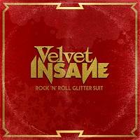 Artwork for Rock 'n' Roll Glitter Suit by Velvet Insane.
