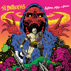Artwork for 'Folklore, Myths and Legends of the Brothers Keg'