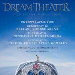 TOUR NEWS: DREAM THEATER ANNOUNCE APRIL ARENA DATES