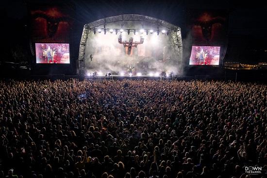 Judas Priest at Bloodstock 2021