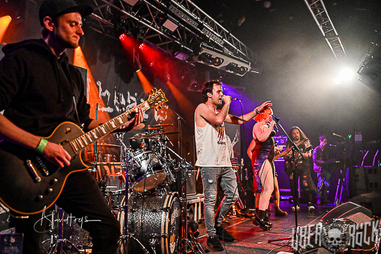 Adam And The Hellcats at Cardiff Tramshed, 3 September 2021