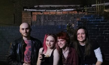 Blood Stained Reputation – Rotherham, The Hive – 11 September 2021