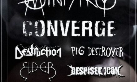 FESTIVAL NEWS: MINISTRY AND CONVERGE TO HEADLINE DAMNATION 2022 AS EVENT RETURNS TO MANCHESTER