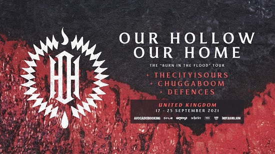 Our Hollow Our Home/thecityisours/ChuggaBoom/Defences – Manchester, Union Theatre – 18 September 2021