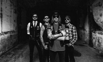 Über Rock Introduces…  Rebel's End