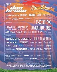 Slam Dunk South – Hatfield – 5 September 2021