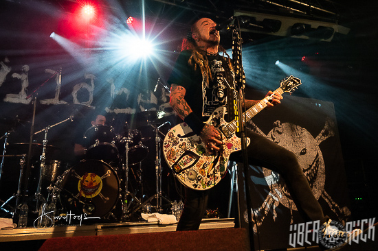 The Wildhearts/Syteria/Adam And The Hellcats – Tramsheds, Cardiff – 3 September 2021