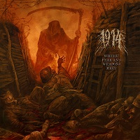 1914 – 'Where Fear and Weapons Meet' (Napalm Records)