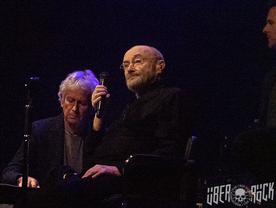 Genesis at the M&S Bank Arena, Liverpool, October 2021