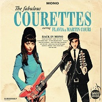 Artwork for Back In Mono by The Courettes